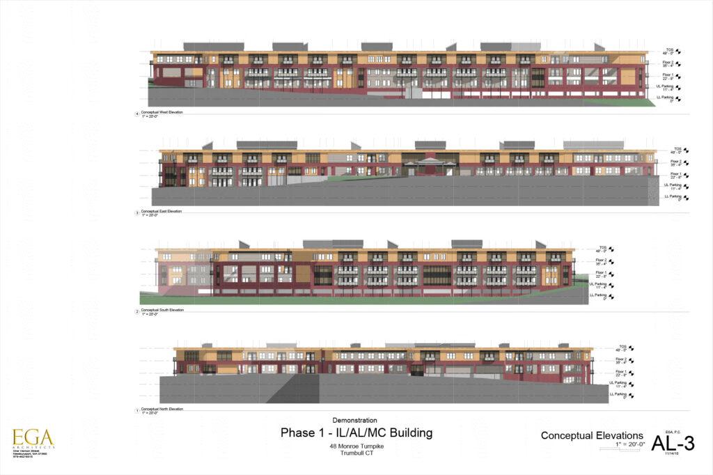 Conceptual Plan of the Third Floor